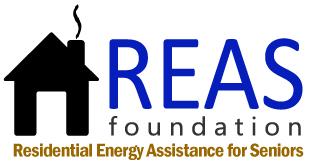 The Charlton REAS Foundation, Inc. | Residential Energy Assistance for Seniors Logo